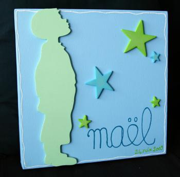 Decoration enfant 3D