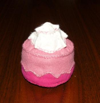 cup cake dome