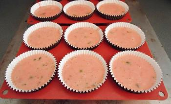 pate cup cake