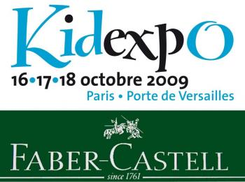 Faber-Castell au Kidexpo