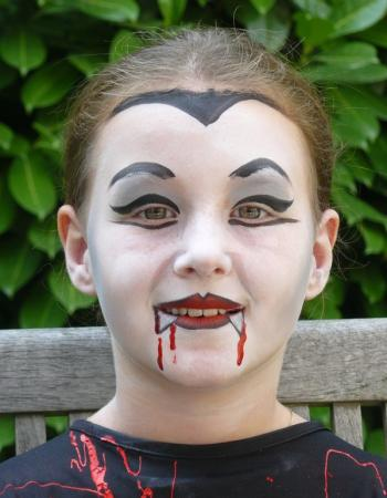 Maquillage enfant halloween gratuit - Image maquillage halloween ...